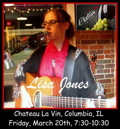 Lisa Jones 3-20-15