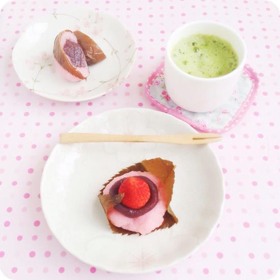 桜餅 (関西風)