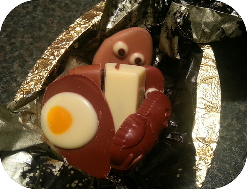 Hotel Chocolat You Crack Me Up Egg