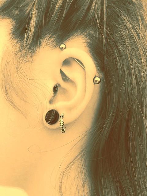 Scaffold/industrial piercing
