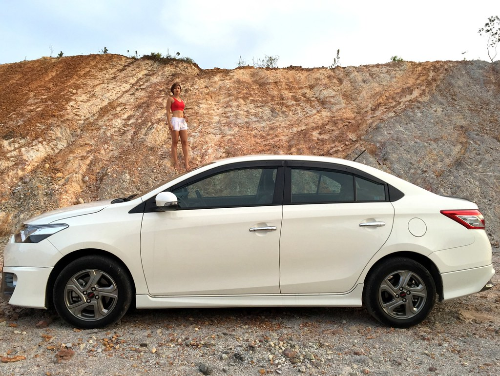 rebecca saw - car reviews - toyota vios TRD-011