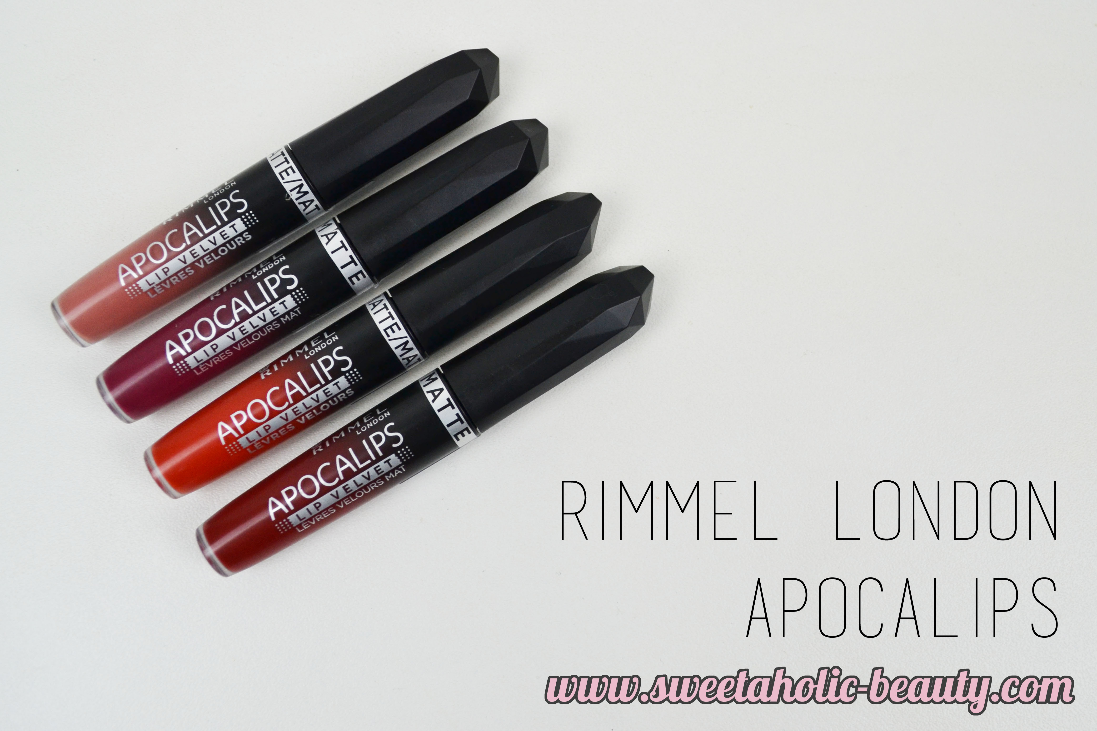 Rimmel London Apocalips Lip Velvet Matte Lips, Rimmel London, Apocalips,