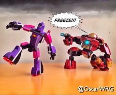 #LEGO #Hulkbuster #Armor #HulkbusterArmor #XMen #Sentinel #Avengers #AgeOfUltron #AoU #Marvel #LEGOmarvel #IronMan #MK43 @lego_group @lego @Marvel @Disney