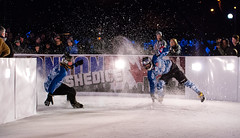 Ice Crew Near Wipeout