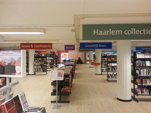 Bibliotheek Haarlem