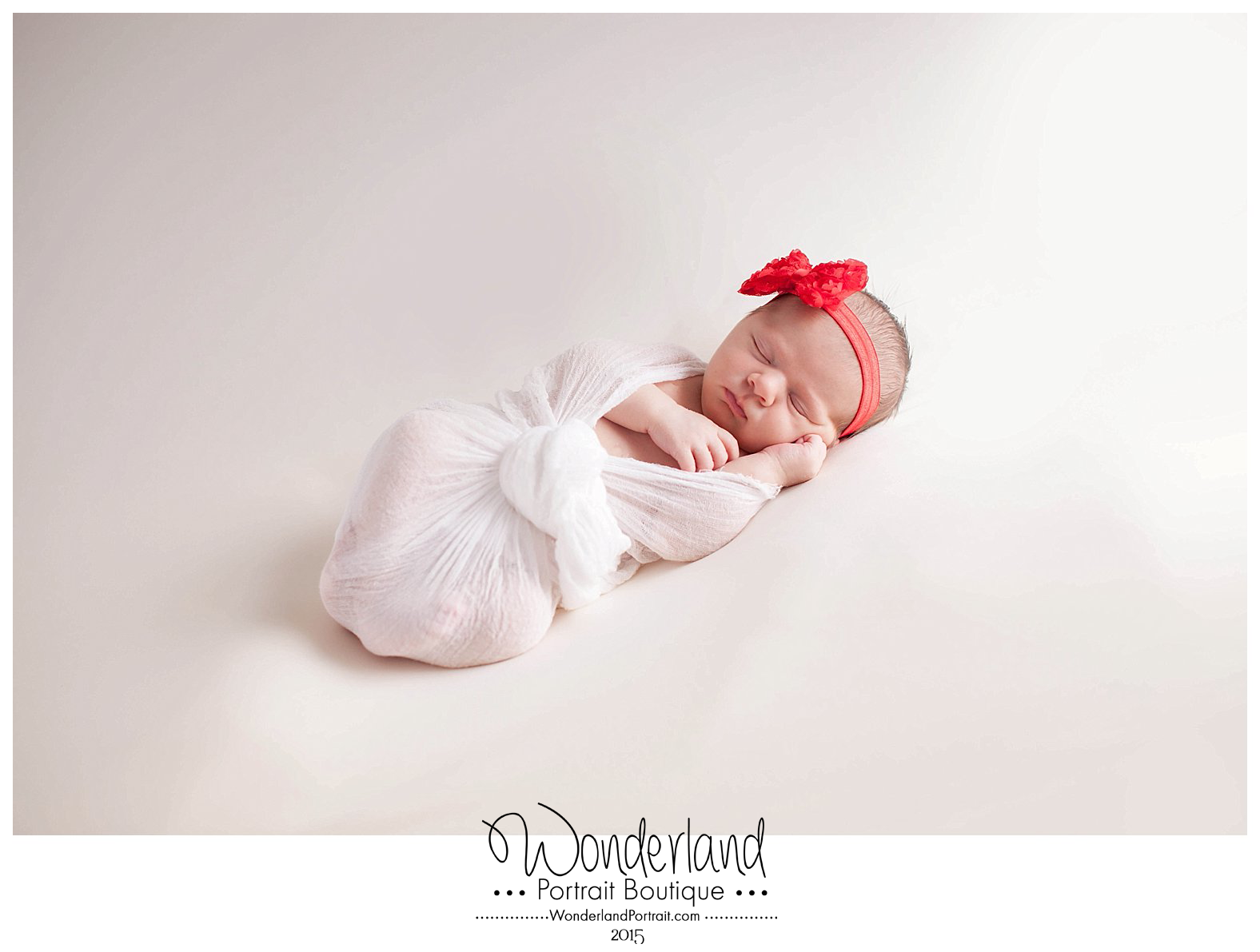 Richboro PA Newborn Photographer WonderlandPortrait.com