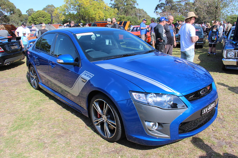 2012 Ford FG Falcon GT Boss 335 Sedan