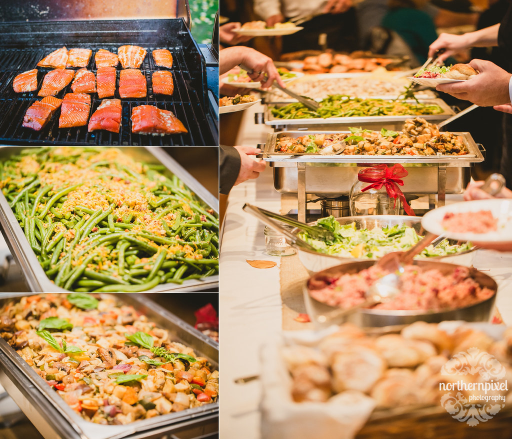 Two Sister's Catering - Smithers BC Wedding