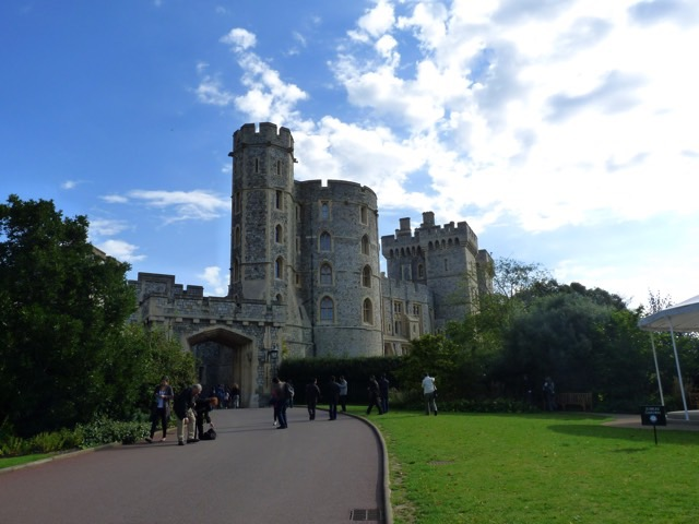 Windsor Castle South Wing