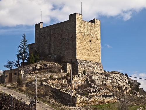 Castillo de El Castellar, Teruel