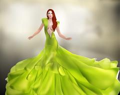 Lenna Felicity green