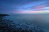 Lanzarote dusk by Dariusz Wieclawski