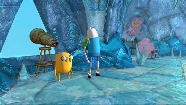 Adventure Time: Finn and Jake Investigations выйдет на PS4 и PS3
