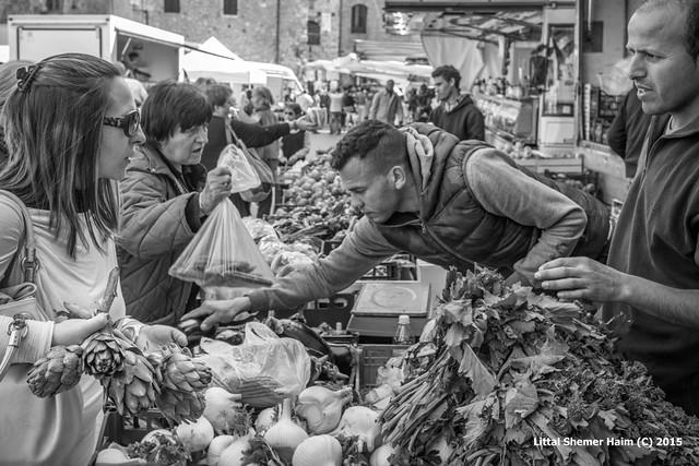 Streets of Tuscany # רחובות בטוסקנה
