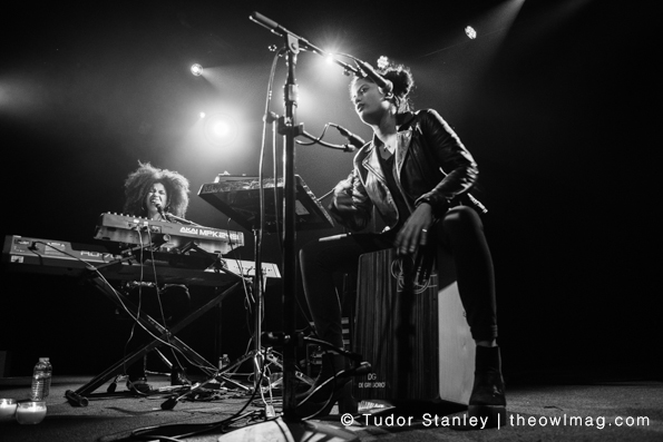 Ibeyi @ The Independent, SF 4/2/15