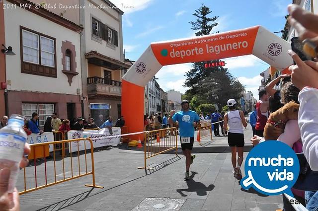 Medio Maraton Ciudad de La Laguna