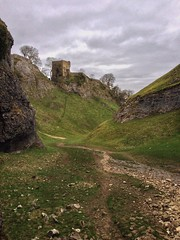 Peveril Castle, Castleton High Peak