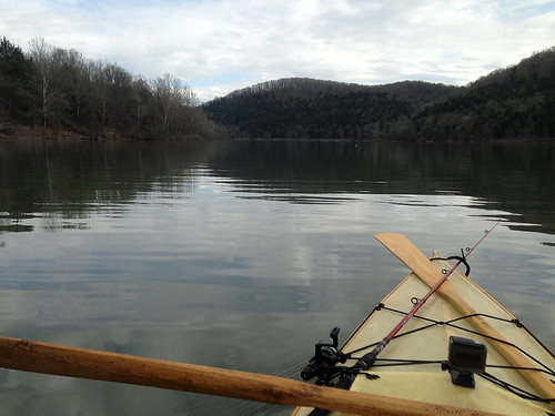 Kayaking and Cabin Camping at Table Rock Lake