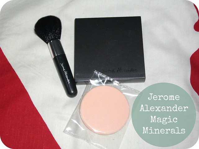Jerome Alexander Magic Minerals Foundation Review