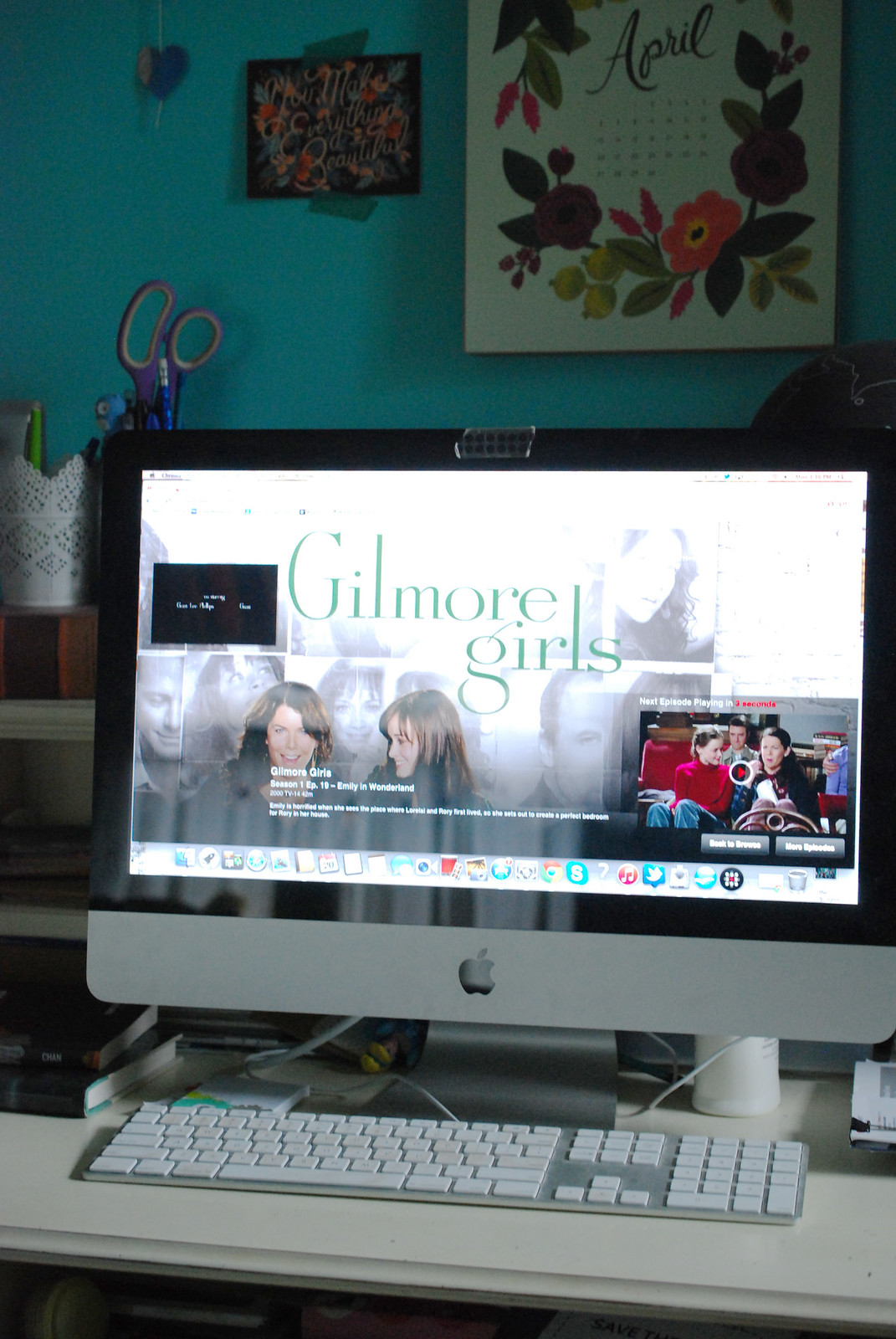 Netflixing Gilmore Girls