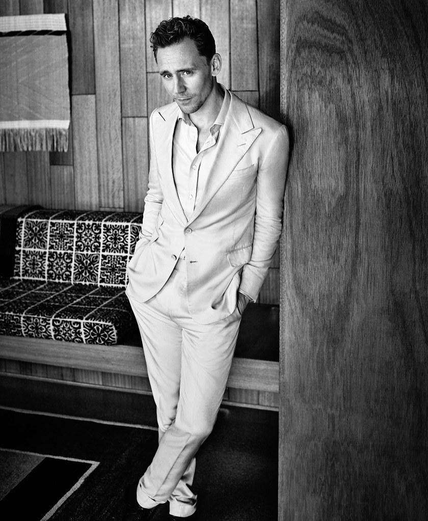 Том Хиддлстон — Фотосессия для «Esquire» UK 2016 – 3