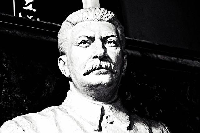 Stalin Porträt