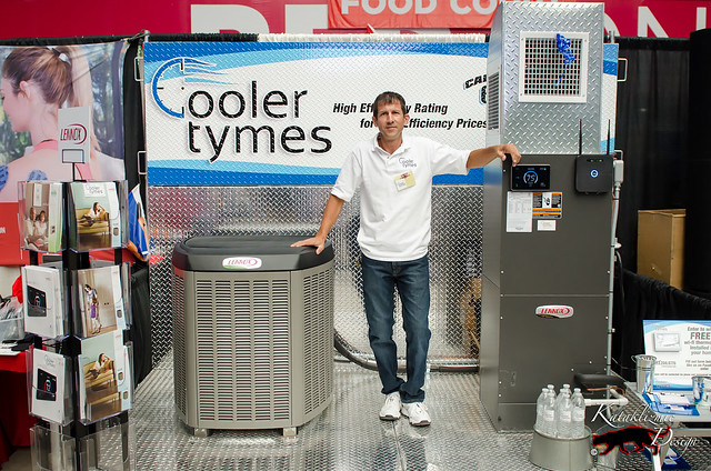 Cooler Tymes HVAC - Commercial Photography & Portraiture