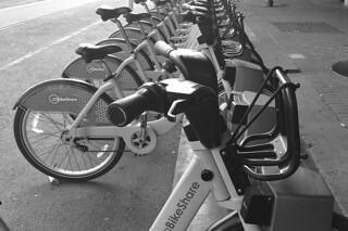 Sunday Streets Embarcadero - Bike Share