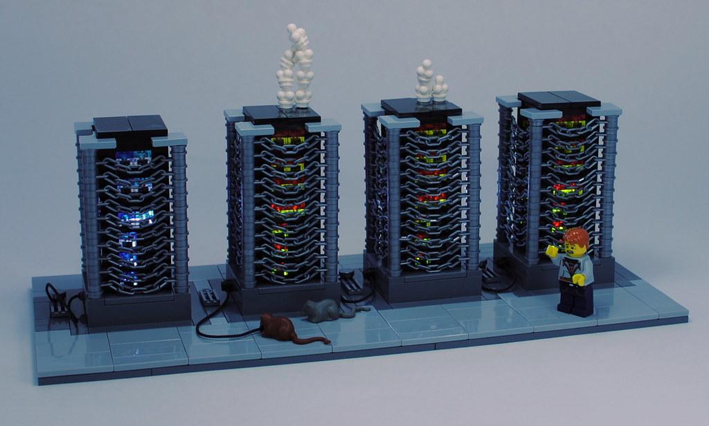 Chain Challenge 8: TBB Servers