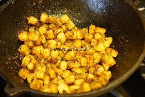 Potato fry 4