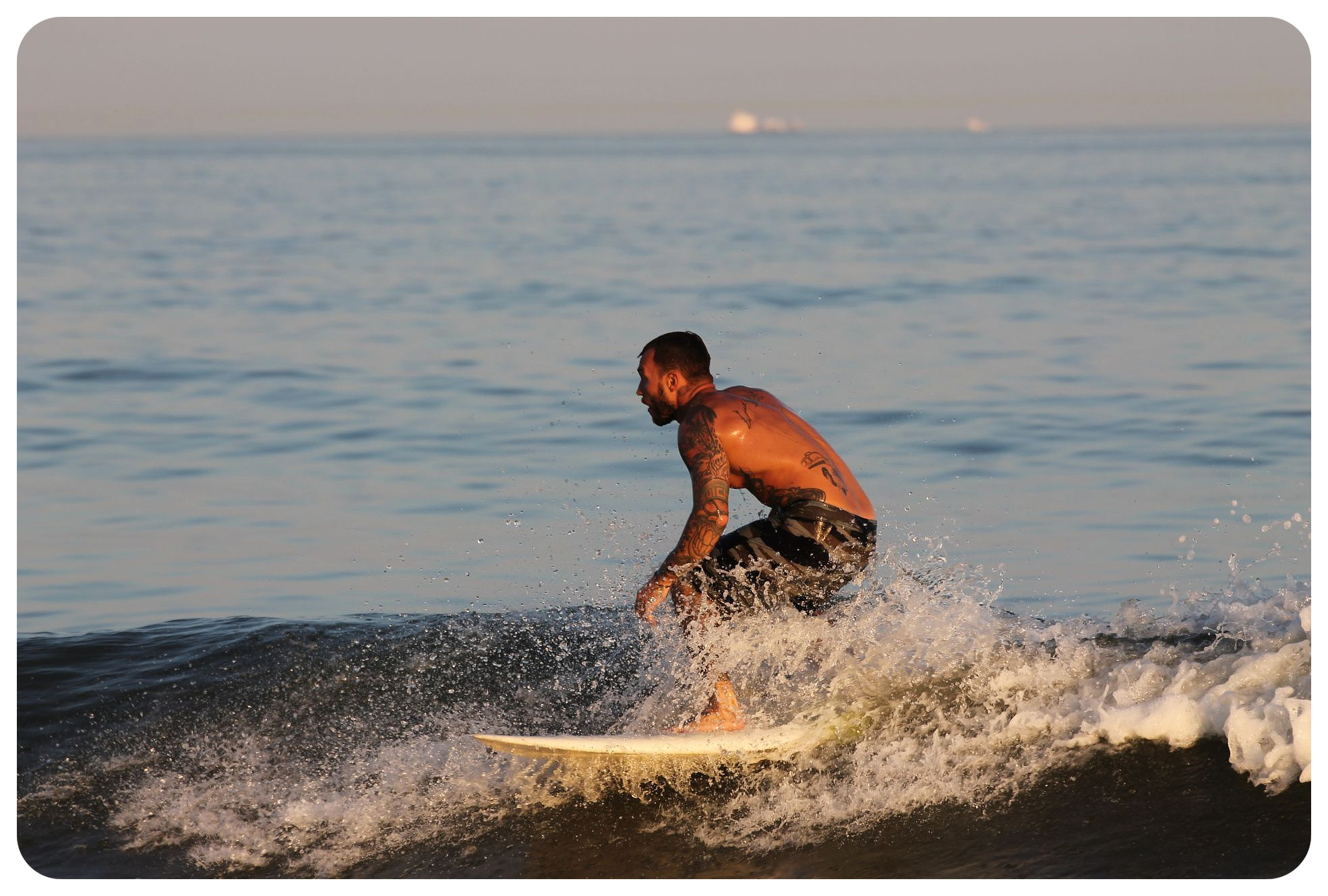 rockaways surfer