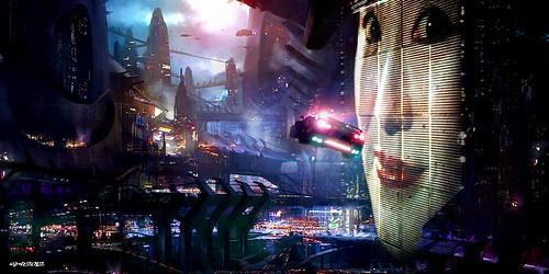 Fotograma de Blade Runner