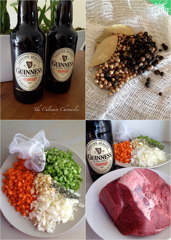 Guinness Braised Pot Roast