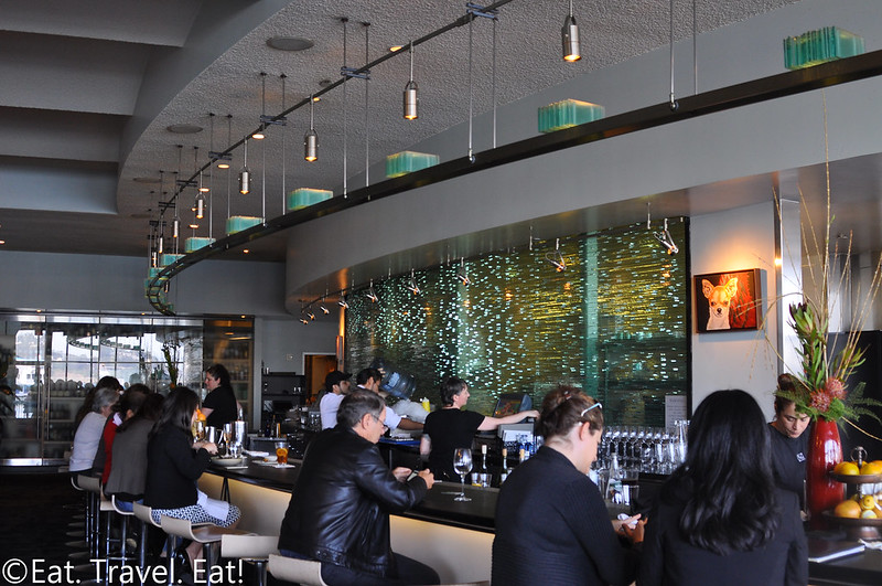 The Slanted Door- San Francisco (Ferry Building Marketplace) CA Interior & Eat. Travel. Eat!: The Slanted Door (Ferry Building Marketplace ...