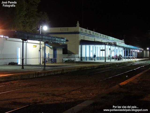 Estación Rufino.