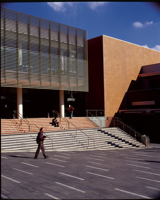 Max Webber Library, NSW