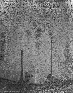 Orica plant, Port Kembla (1947 expired Gevaert Express Superchrom 120 film)