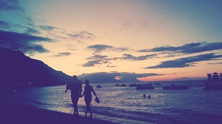 He's Always Be The Man I Will Always Envy.  /Taken at Puerto Galera, Philippines