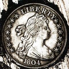 1804 dollar illustration