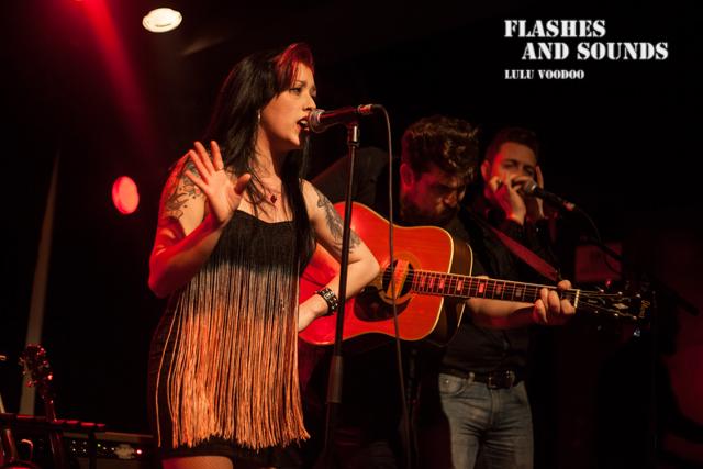 Jodie Cash Fingers en el STASH