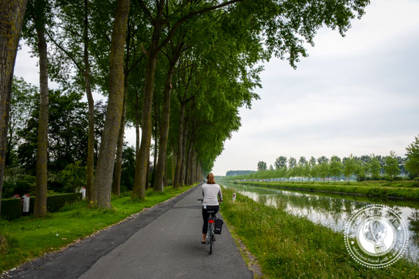 Bike Ride Belgium