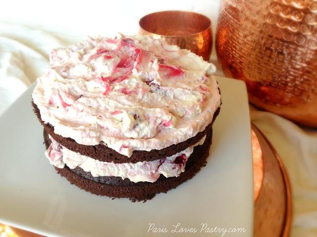 Black Forest Cake / Schwarzwälder Kirschtorte