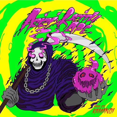 Azizi Gibson - Pae-ki Ft. Keith Ape