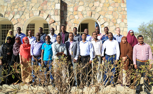 Participants of ISTVS Communications and Knowledge Sharing workshop