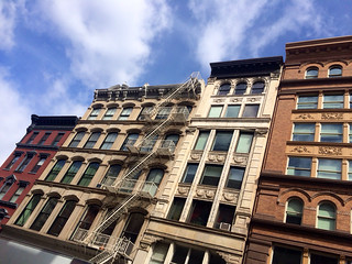 Loft Buildings - NYC
