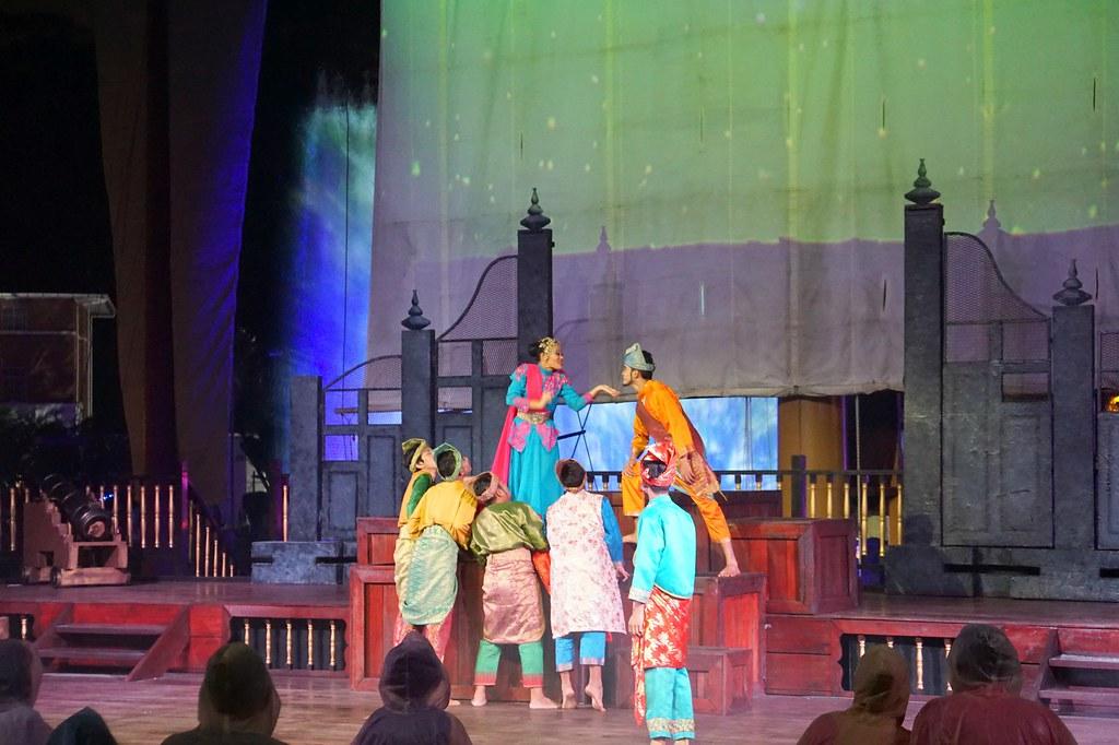 The Melaka Cultural Performance Show @ Melaka Alive, Dataran Pahlawan -003