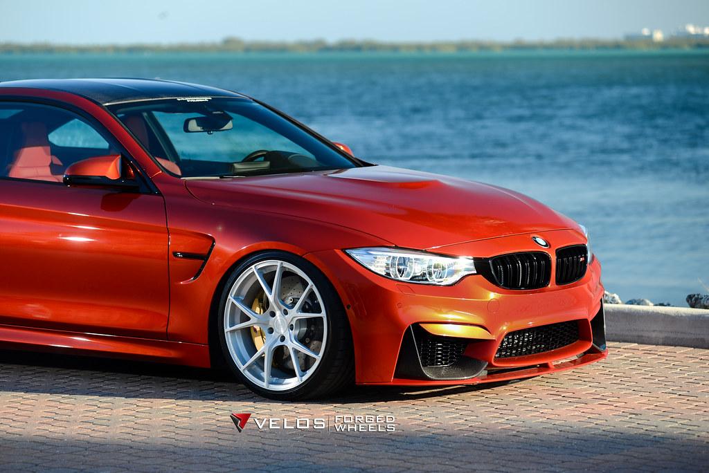 Bmw M2 Cs >> Sakhir Orange BMW M4 | Mode Carbon x Velos x Eisenmann x ...