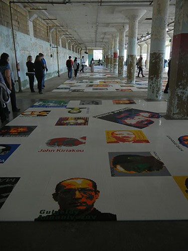 DSCN1423 _ @Large_ Ai Weiwei on Alcatraz: Trace