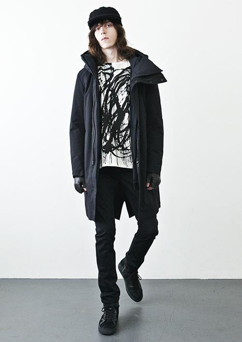 Harry Curran0012_FW15 Tokyo KAZUYUKI KUMAGAI(Fashion Press)