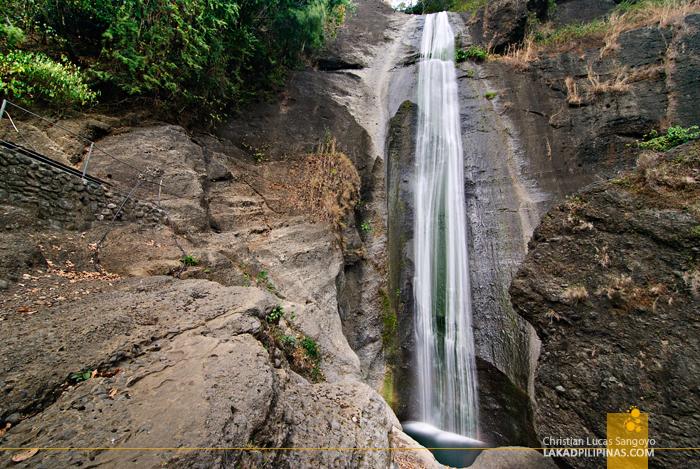 Bridal Veil Falls in Tuba, Benguet